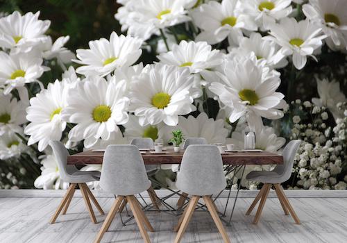 Tapete za zid Cveće